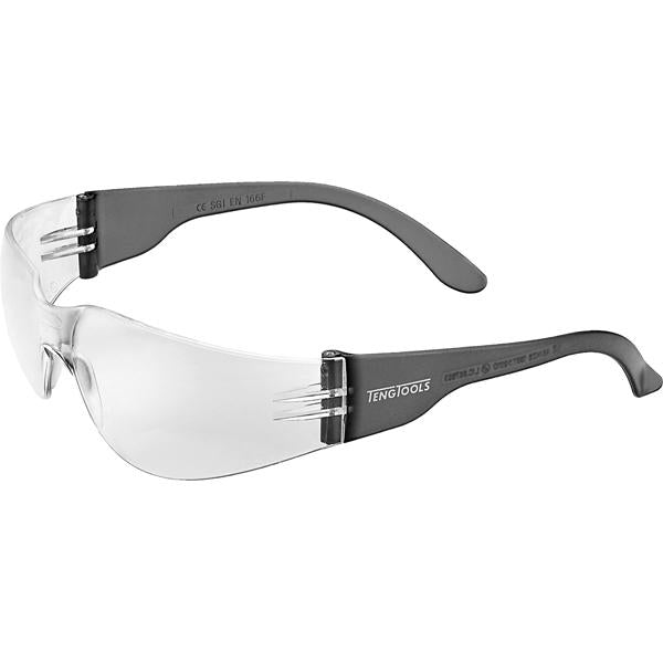 Teng Safety Glasses - Clear - As/Nzs1337.1 2010 | Eyewear - Anti-Fog-Work Wear-Tool Factory