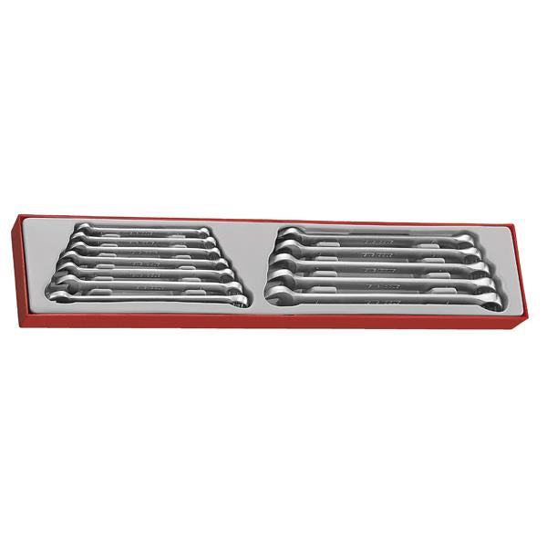 12Pc Roe Combination Long Spanner Set 8-19Mm | Tool Tray Sets - Metric
