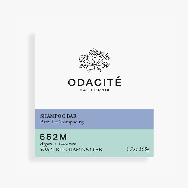 552M Soap Free Shampoo Bar (105 g)