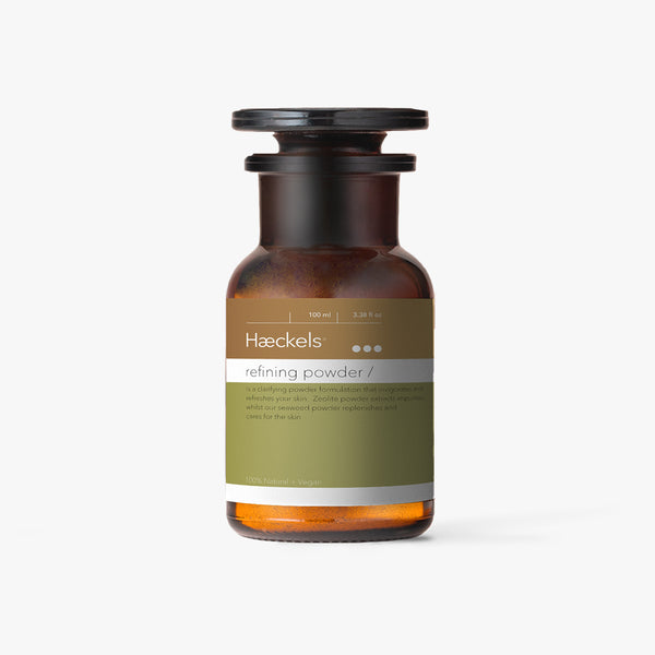 Haeckels Refining Powder Facial Masque