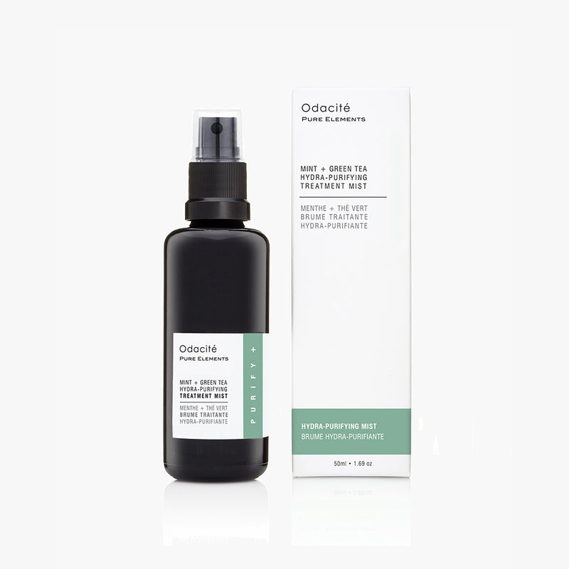 Hydra-Purifying Treatment Mist - Mint + Green Tea (50 ml)