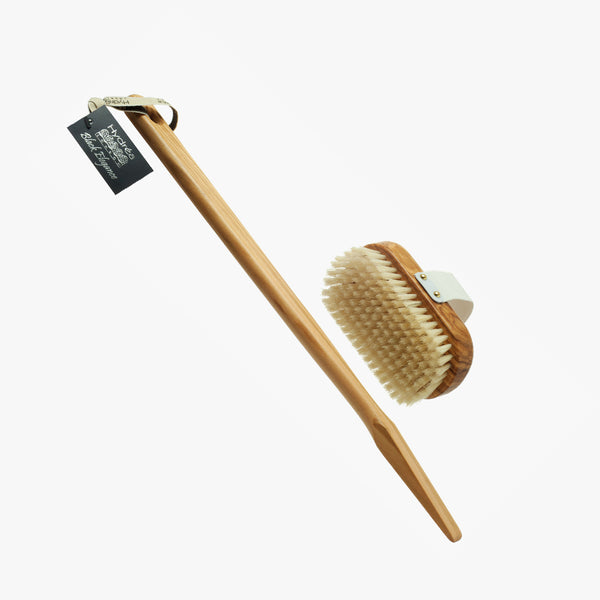 Olive Wood Bath Brush