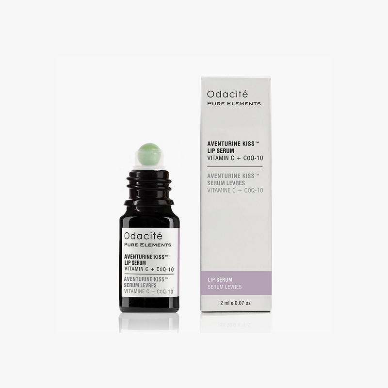 Aventurine Kiss Lip Serum - Vitamin C + CoQ10 (2 ml)