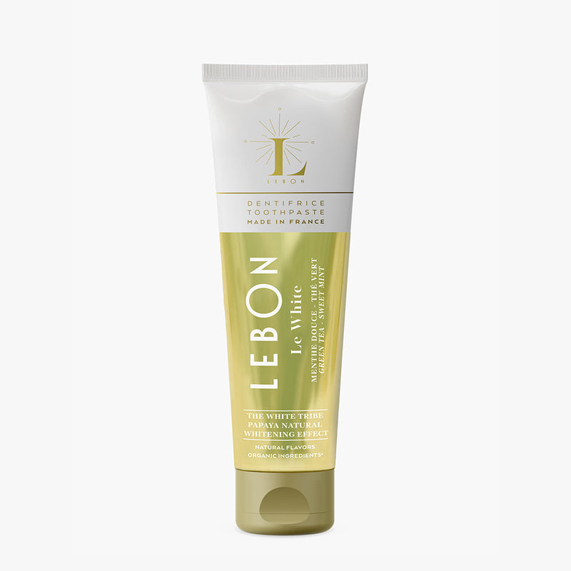 "Toothpaste ""Le White"" - Green Tea & Sweet Mint"
