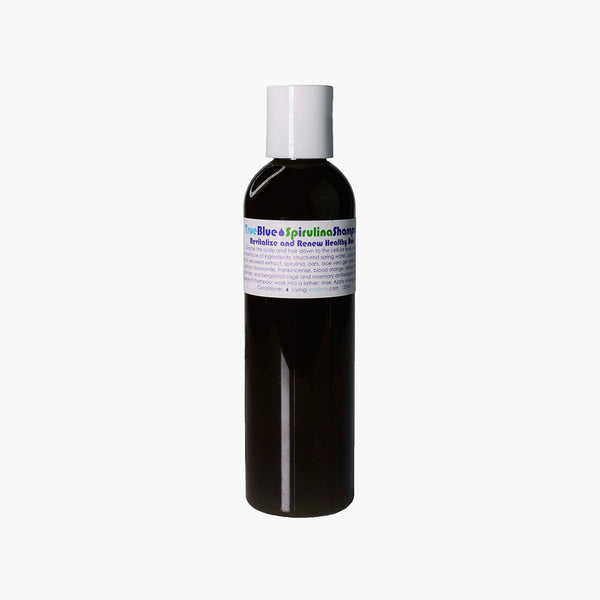 True Blue Spirulina Shampoo (120 ml)