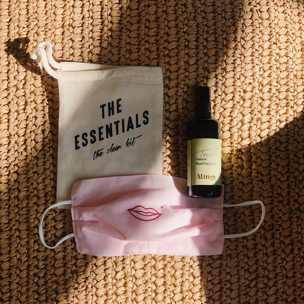 The Essentials – The Clean Kit