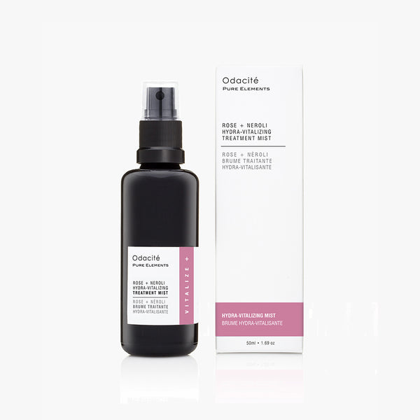Hydra-Vitalizing Treatment Mist Rose + Neroli (50ml)