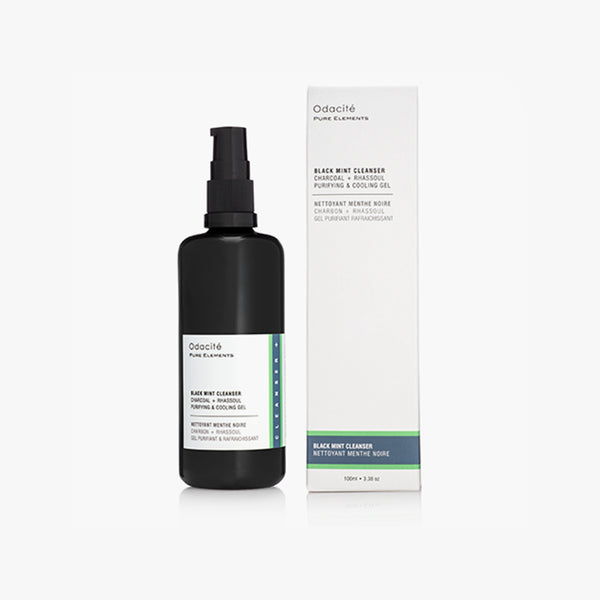 Black Mint Cleanser (100 ml)