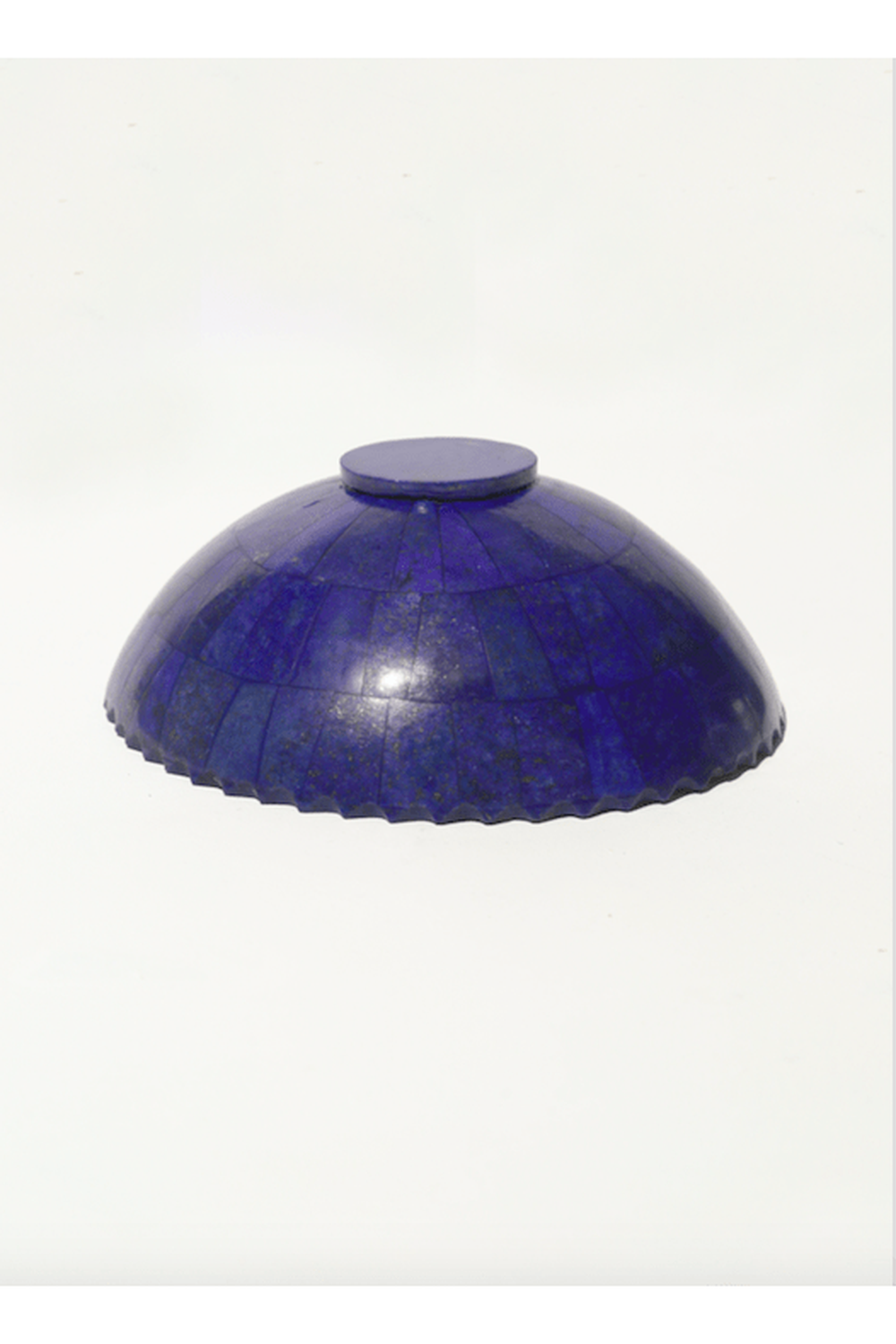 Modern Society Energy Infused Lapis Lazuli Bowl Bowl