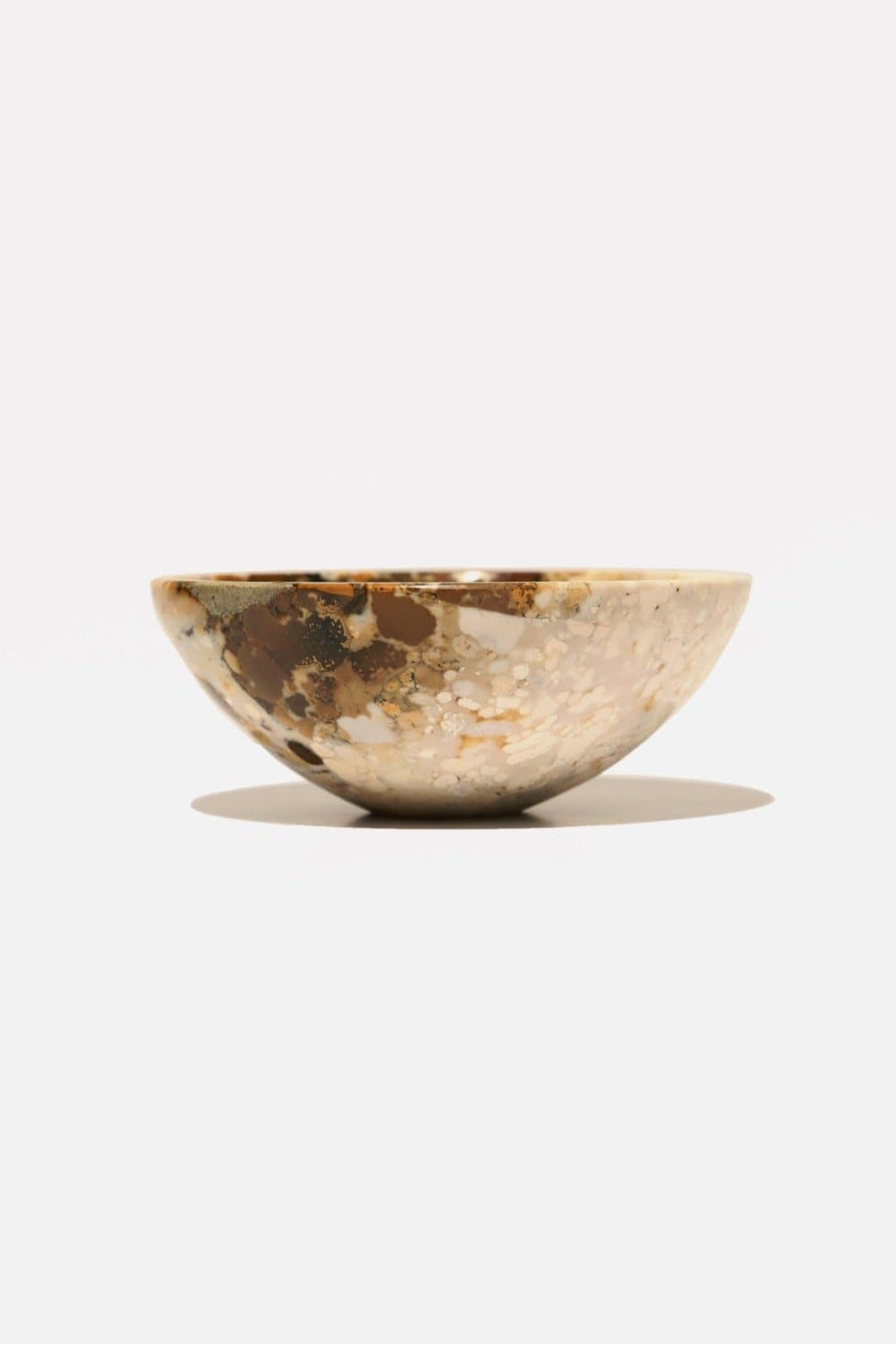 Modern Society Energy Infused Ocean Jasper Bowl Bowl