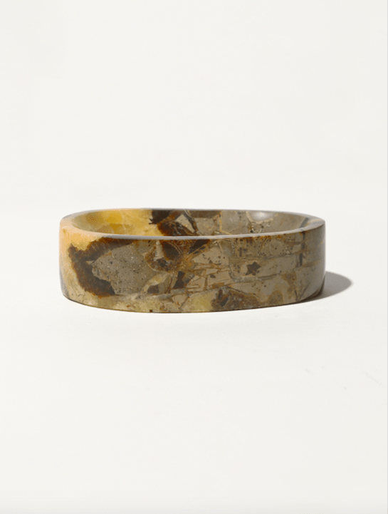 Modern Society Energy Infused Septarian Bowl Bowl
