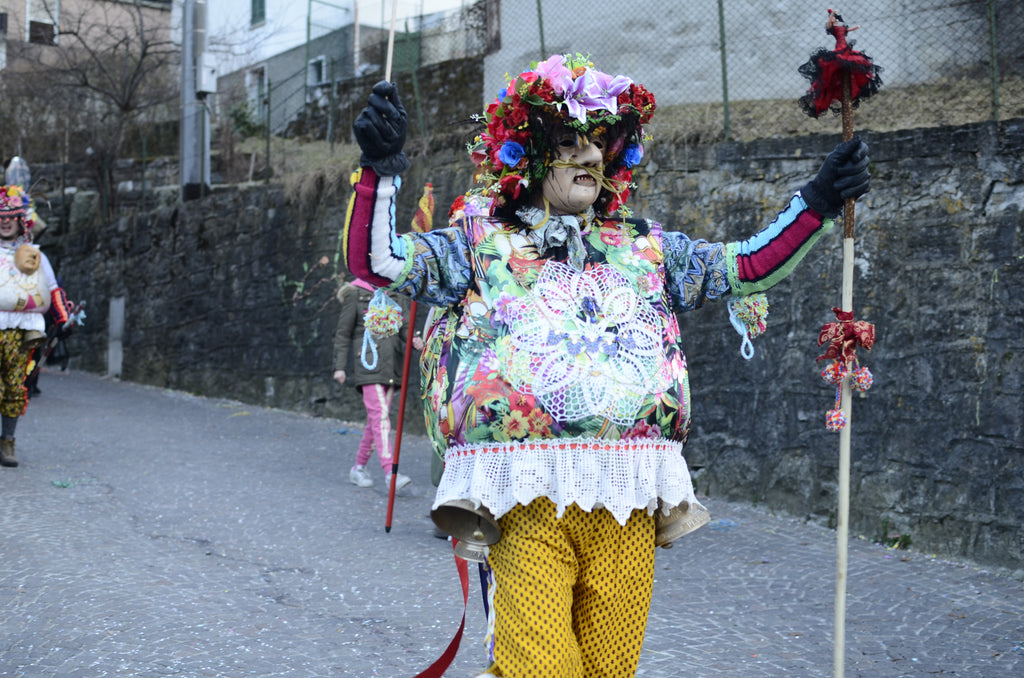 Carnevale di Schignano 2018 - We Are All Immigrants