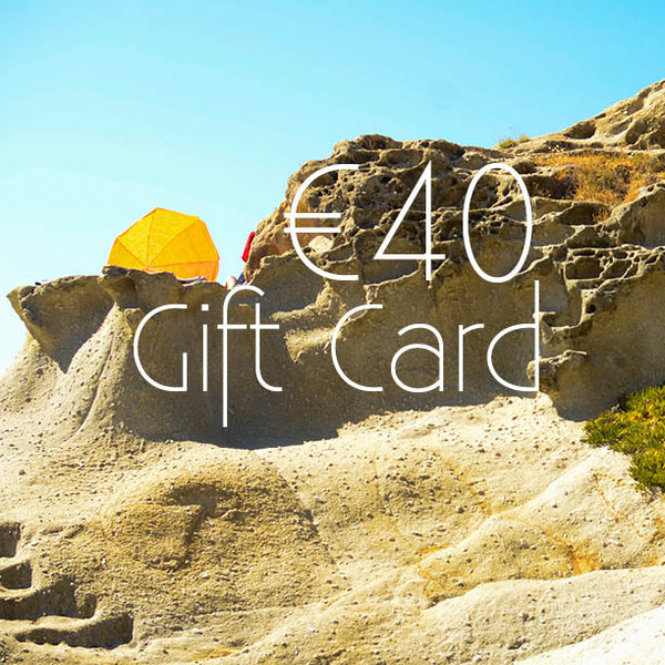 sustainable swimwear gift card - made in italy - zero waste - recycled nylon - emroce