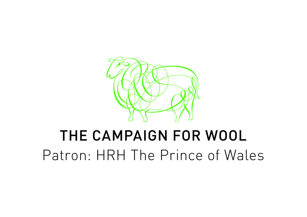 It's official - The Wool Booth has joined The Campaign for Wool