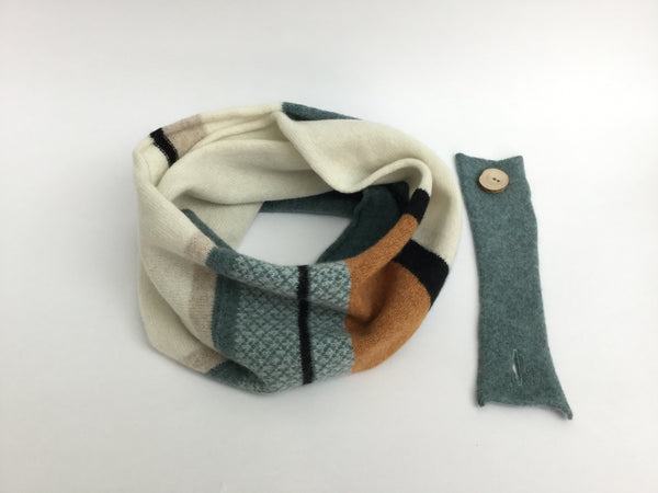 Lambswool Nuthatch Snood