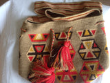 Sac bag mochila multicolor