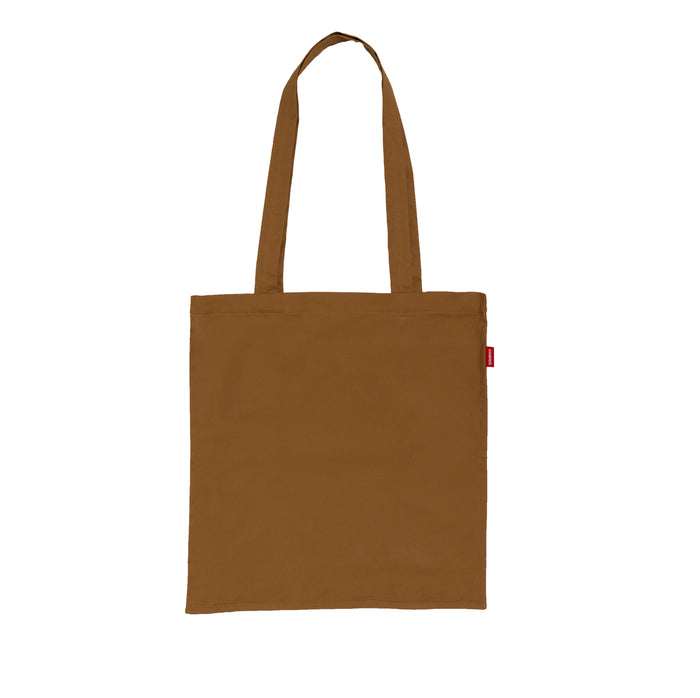 Twill Tote Bag/Camel