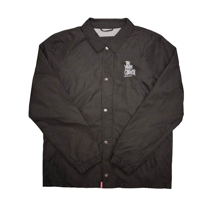 Authentic 3-Way Logo Coach Jacket