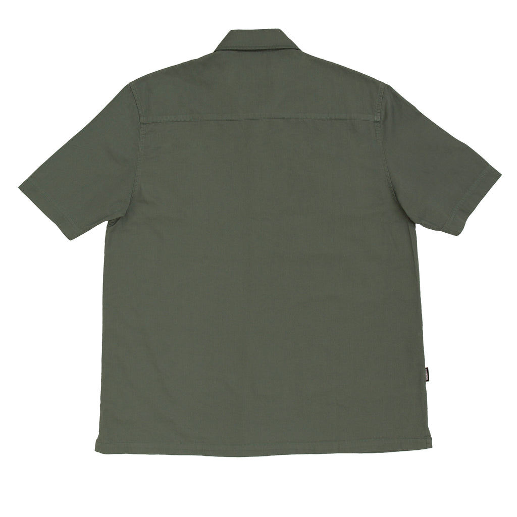 Hobby Shirt S/S - Sea Green