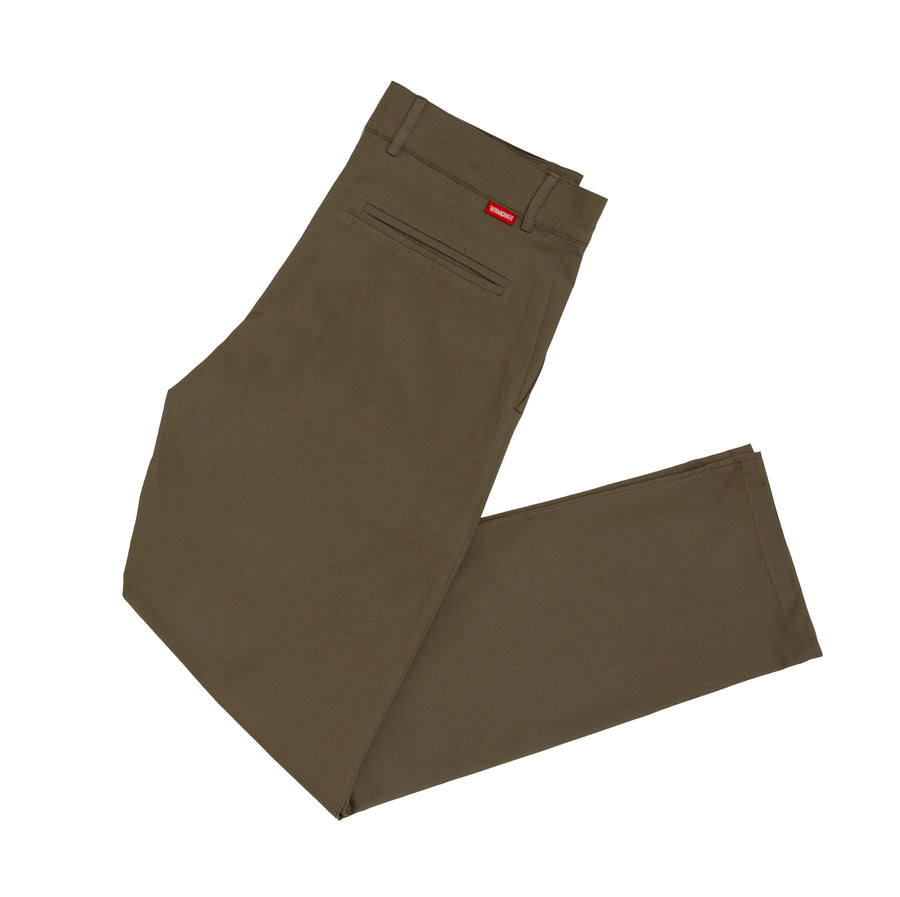 Classic Twill Trouser/Sequoia Green