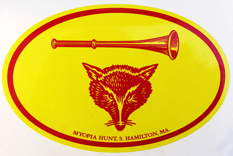 Hunt Decal