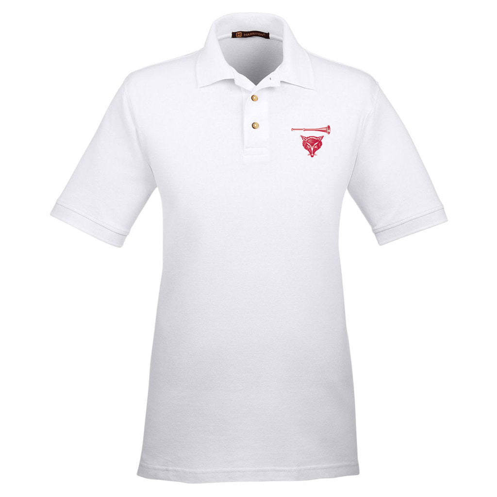 Myopia logo polo shirt