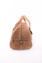 Duffel Leather Bag