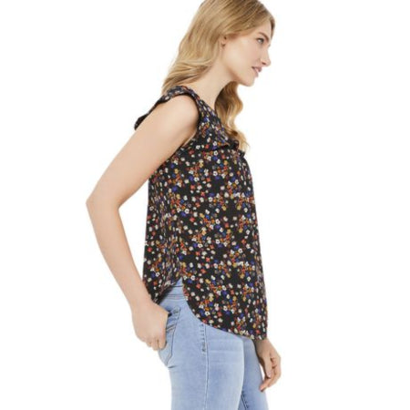 George Women's Ruffle Sleeve Blouse  perfect for work or play Fresh from the garden - RivPage.Com - -Kenya
