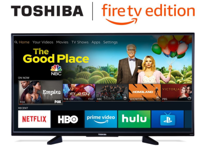 Toshiba 50-inch 4K Ultra HD Smart LED TV with HDR - Fire TV Edition - Quality & Original Product All From USA - RivPage.Com