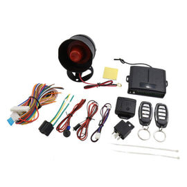 2)	uxcell Car Alarm Security System Manual Reset Button Function Burglar Alarm Protection 12V