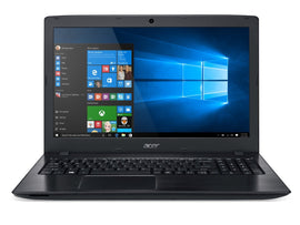"Acer Aspire E 15, 15.6"" Full HD, 8th Gen Intel Core i3-8130U, 6GB RAM Memory, 1TB HDD, 8X DVD, E5-576-392H - Up to 13.5 hours of battery life- Windows 10, Black Quality Original from USA- RivPage.Com"