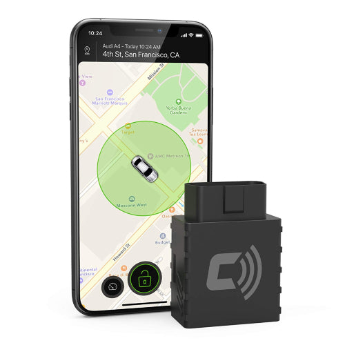 CarLock - 2nd Gen Advanced Real Time 3G Car Tracker & Alert System