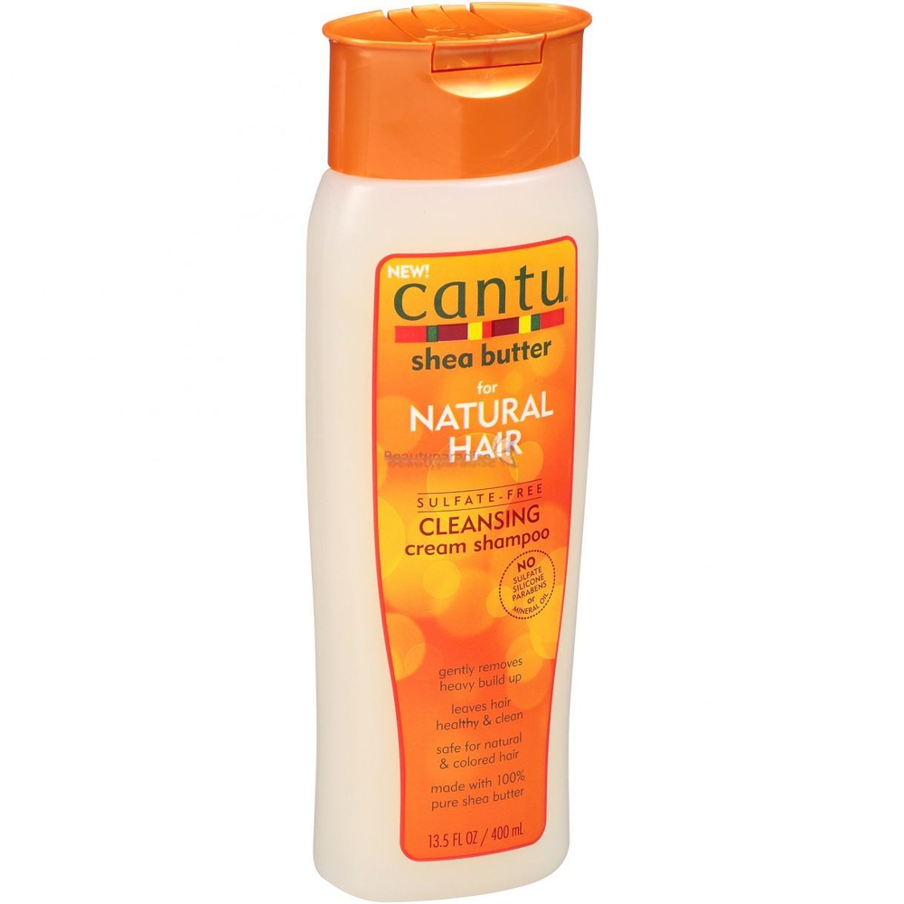CANTU Shea Butter Cleansing Cream Shampoo 399.2 ml- All Through RivPage.Com Kenya