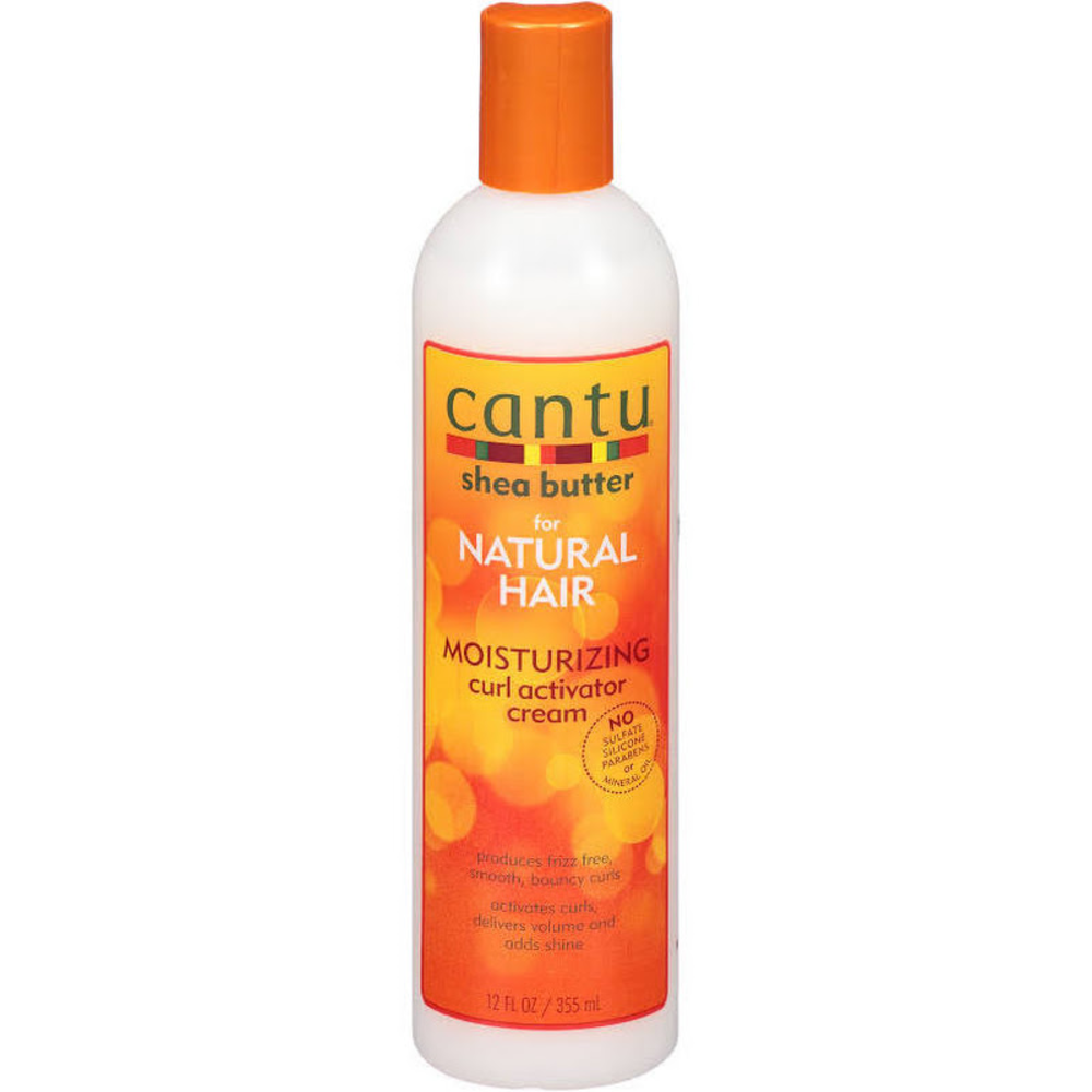 Cantu: Original Cantu Shea Butter for Natural Hair Moisturizing Curl Activator Cream, 355 ml - RivPage.Com- Kenya