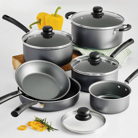 Kitchen Cookware Sets In Kenya - Tramontina PrimaWare 18-Piece Nonstick Cookware Set - Quality, Original with warranty from USA. Rivpage.Com - Kenya