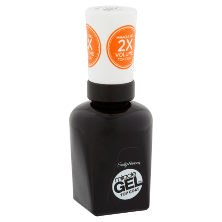 Sally Hansen Miracle Gel Nail Color, Top Coat, 0.5 fl oz Quality Gel Nair from USA - RivPage.Com - Kenya
