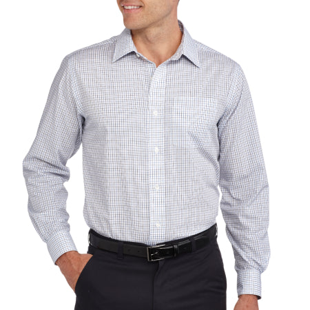 George Men's Long Sleeve Dress shirt - Quality & Original Product All From USA - RivPage.Com