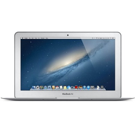 "Apple Mac Book Air 13"" Laptop with Intel i5-2467M Processor, 2GB RAM, and 64GB SSD (Refurbished)"