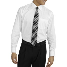 Generic Men's Packaged Long Sleeve Dress Shirt and Tie Set- Quality & Original - From USA - RivPage.Com