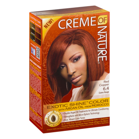 Creme of Nature Permanent Hair Color Red Copper 6.4, 1.0 CT, Quality & Original Product From USA – RivPage.Com
