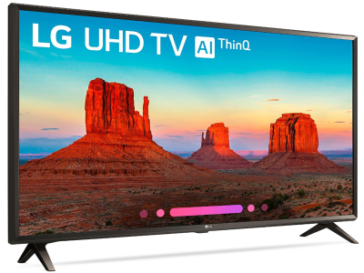 LG 49UK6300PUE 49-Inch 4K Ultra HD Smart LED TV (2018 Model) - Quality & Original Product All From USA - RivPage.Com