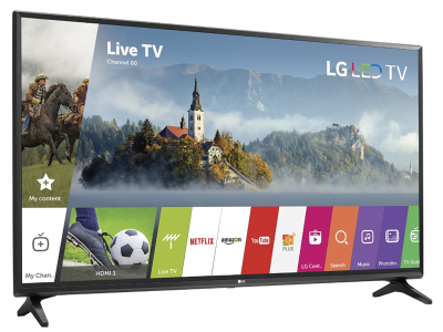 LG Electronics 49LJ5500 49-Inch 1080p Smart LED TV (2017 Model) - Quality & Original Product All From USA - RivPage.Com