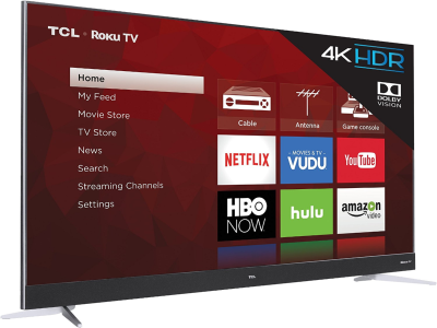 TCL 65C807 65-Inch 4K Ultra HD Roku Smart LED TV (2017 Model) – Quality & Original Product All From USA - RivPage.Com