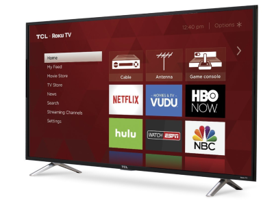 TCL 49S305 49-Inch 1080p Roku Smart LED TV (2017 Model) - Quality & Original Product All From USA - RivPage.Com