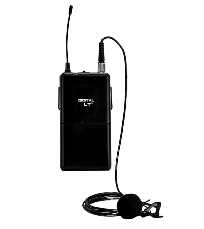 "Nady DW-11 Digital Wireless Lapel Microphone System – Ultra-low latency with QPSK modulation - XLR and ¼"" outputs – UHF range – The most affordable true digital system available today - Quality & Original Product All From USA - RivPage.Com"