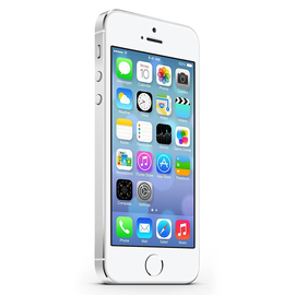 Apple iPhone 5S 16GB GSM Unlocked, Silver white (Certified Refurbished)