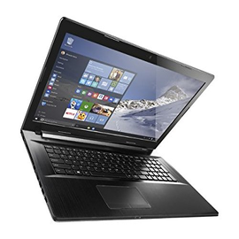 Lenovo Idea Pad 15.6 Inch HD Laptop (Intel Dual-Core Celeron N3060 1.6 GHz Processor, 4GB RAM, 500GB HDD, DVD RW, Bluetooth, Webcam, WiFi, HDMI, Windows 10) Black