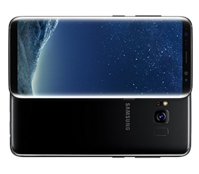 Samsung Galaxy S8 Unlocked 64GB - US Version (Midnight Black) - US Warranty - Quality & Original From USA - RivPage.Com