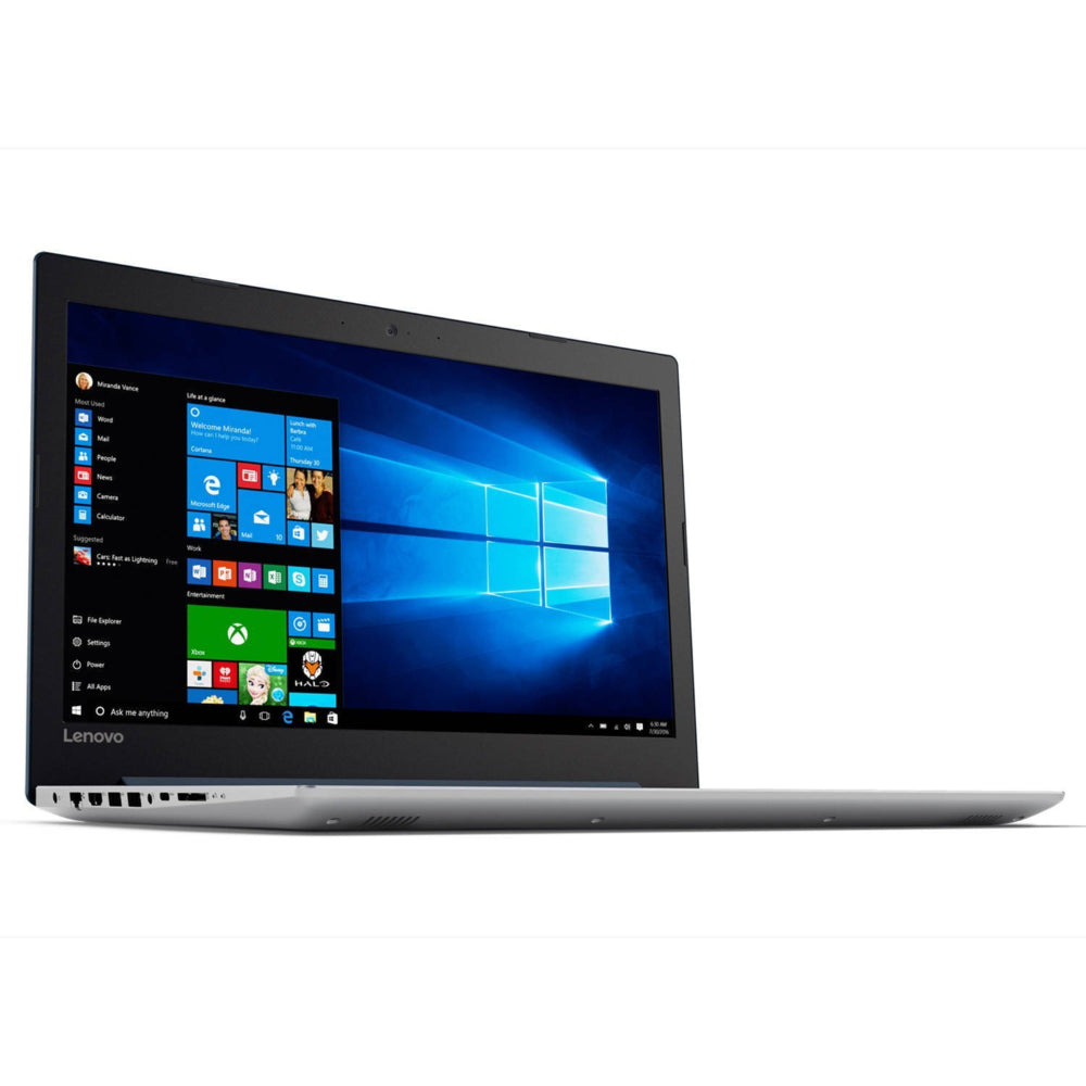 "2018 Lenovo ideapad 320 15.6"" Laptop, Windows 10, Intel Celeron N3350 Dual-Core Processor up to 2.4GHz, 4GB RAM, 1TB Hard Drive, DVD-RW, WIFI, Bluetooth, Webcam - Quality, Original from USA - RivPage.Com-Kenya - (Denim Blue)"