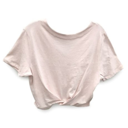 Nitrogen  Cute yet sophisticated knot--back cropped ladies  Knit Top  -  RivPage.Com - Kenya